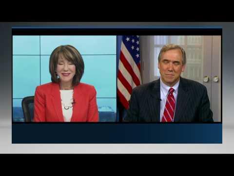 Sen. Jeff Merkley discusses his 15+ hour Senate speech