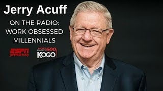 Work Obsessed Millennials | Jerry Acuff