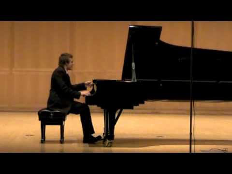 Mozart Sonata in F Major K332 1st movement - Josh Wright