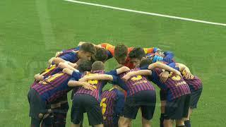 FC Barcelona vs. Odense BK Highlights