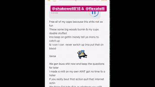 """Fat Nick & Shakewell """"Opps"""" (Snippet)"""
