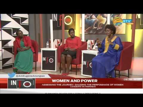 #InFocusRW: Women and Power