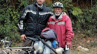 Встреча с японцем Хироши в Непале. Эпизод Австралийского путешествия.