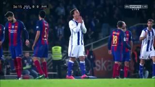 Barcelona vs Real Sociedad 1-1 All Goals & Highlights 27.11.2016