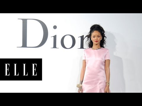 Rihanna And Dior Collaborate On Sunglass Collection  | ELLE