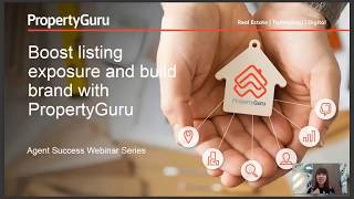 Boost listing exposure and build brand with PropertyGuru