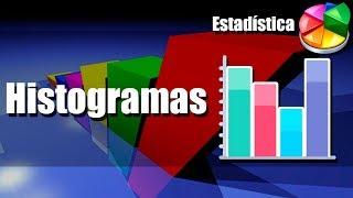 Histogramas - Ejemplos y Ejercicios - Ojiva y Polígono de Frecuencias