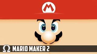 I'm the biggest NOOB in Mario Maker 2 (Funny Moments)