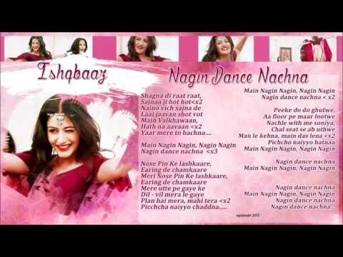 Ishqbaaz - Nagin Dance Nachna | Anika Dance Ep.205