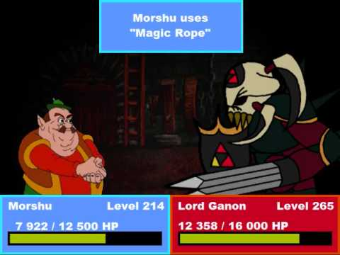 Cd I Rpg Episode 2 Morshu Vs Ganon Youtube