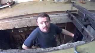 видео Самодельные автомобильные подъемники