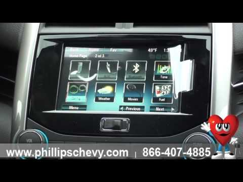 Phillips Chevrolet - 2016 Chevy Malibu Limited – Rear Camera - Chicago New Car Dealership
