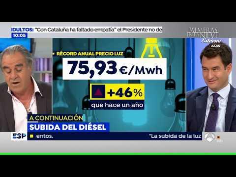 Intervención Pablo Gimeno en Espejo Público.