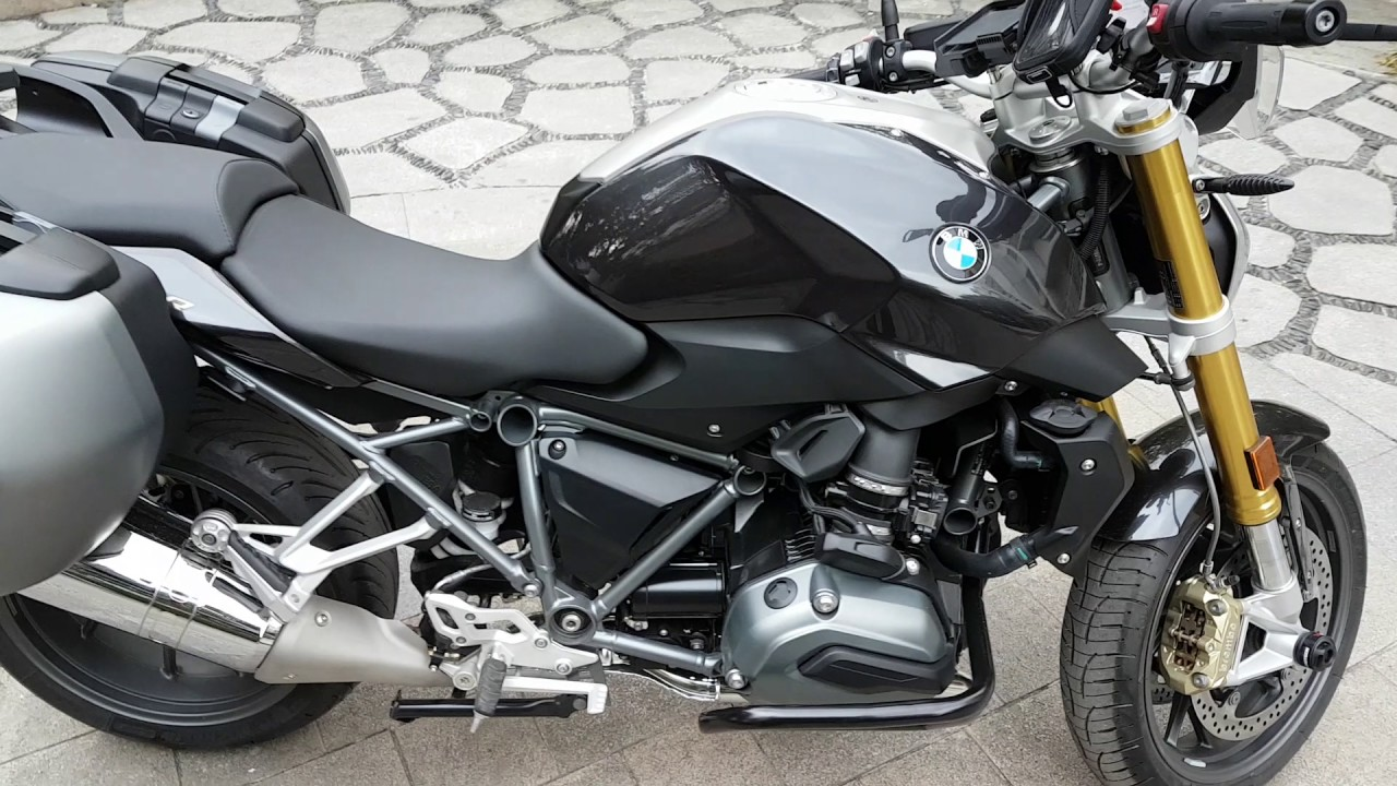 bmw r1200r walk around and introduction youtube. Black Bedroom Furniture Sets. Home Design Ideas