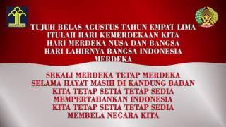 Gambar cover Hari Merdeka (Lirik)