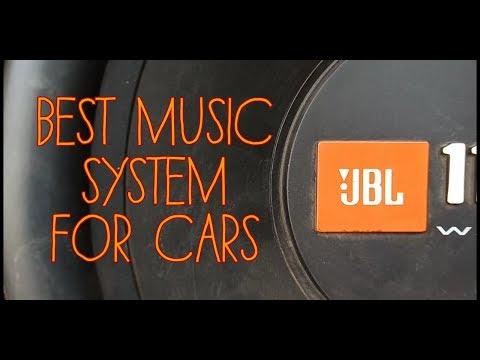 The Best Music System For Cars|JBL speakers|JBL BASS tube