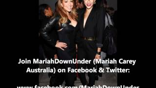 Rihanna talks about meeting Mariah Carey for the first time