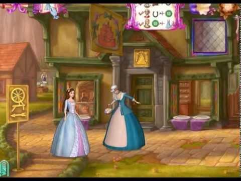 Бесплатные игры для девочек барби принцесса и нищенка играть