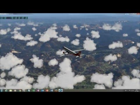 X-Plane 11: JAR Design A330 Düsseldorf to Belgrade