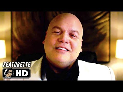 DAREDEVIL Season 3  Featurette HD Vincent D'Onofrio Marvel Series