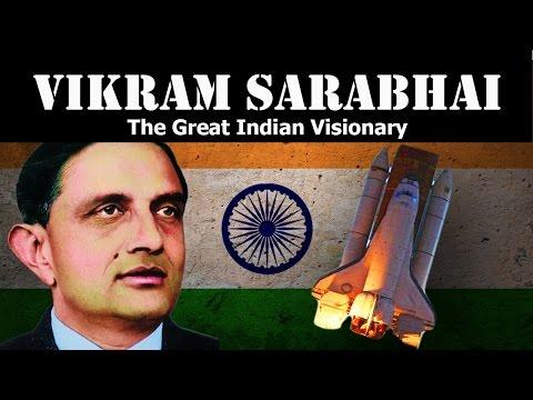 Vikram Sarabhai - The Great Indian Visionary!!