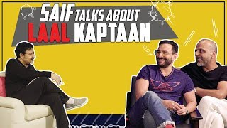 Saif Ali Khan Interview On: Jack Sparrow, Indian Cricketers, Phone Addiction, Laal Kaptaan |SpotboyE