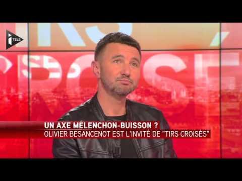 """O. Besancenot : """"Marine Le Pen n'a pas de programme"""""""