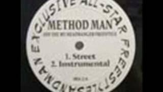 Method Man - P.L.O style featuring Carlton Fisk, Street Life & Inspectah Dek