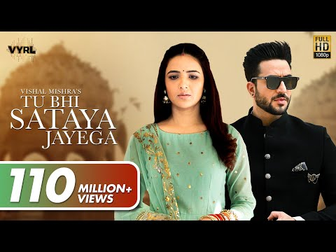 Tu Bhi Sataya Jayega (Official Video) Vishal Mishra | Aly Goni, Jasmin Bhasin | VYRL Originals