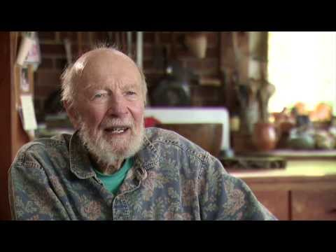 Pete Seeger Talks About Adirondack Folk