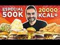 Comendo 20 000 Calorias De GRAÇA Especial 500k 48 51 mp3