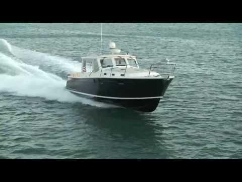 The MJM Yachts 40z