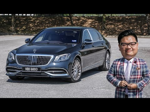 FIRST DRIVE: 2018 Mercedes-Maybach S-Class Malaysian review - RM1.4 million