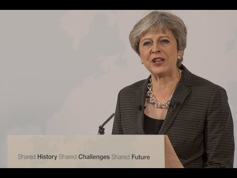 Theresa May: A new era of cooperation and partnership between the UK and the EU
