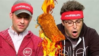 Andy vs. Andy: #OneChipChallenge - Tv Pi Pi