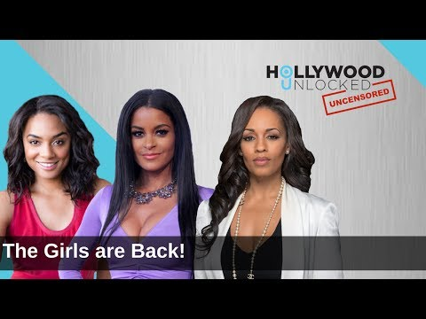 Melyssa, Claudia & Annie talk Kevin Hart Cheating Allegations on Hollywood Unlocked UNCENSORED