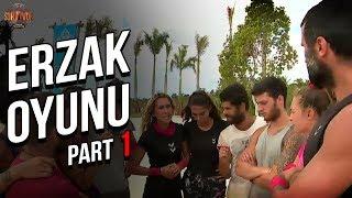 Erzak Oyunu 1. Part   26. Bölüm   Survivor Türkiye - Yunanistan