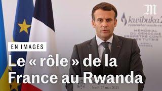 Macron au Rwanda : « La France a une responsabilité politique » dans le génocide des Tutsi