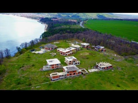 Abandoned HUGE RESORT by the BLACK SEA! (BULGARIA)