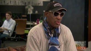 Dennis Rodman: Many WNBA Players Are Lesbians | HPL