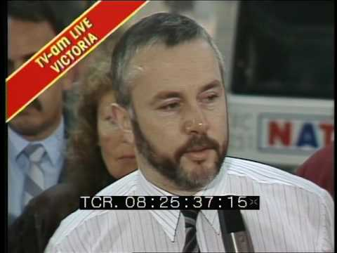 Live reactions from Victoria Coach Station part 2 | TV- am UK General Election Results | 12 Jun 1987