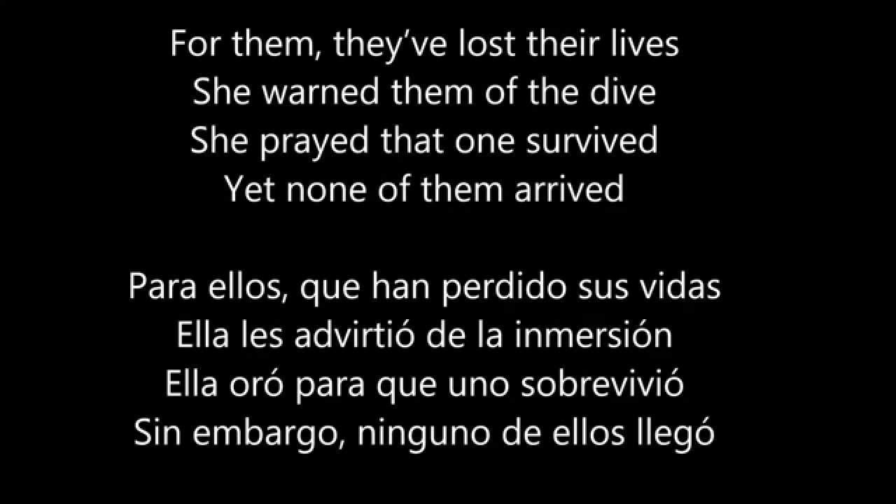 La Llorona English And Spanish Lyrics Maika Oliver And Gumi Youtube