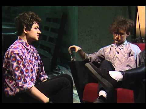 Jesus and Mary Chain Belgian interview 1986