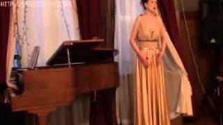 Olga Pyatnitskikh  sings Bellini cavatina di Norma