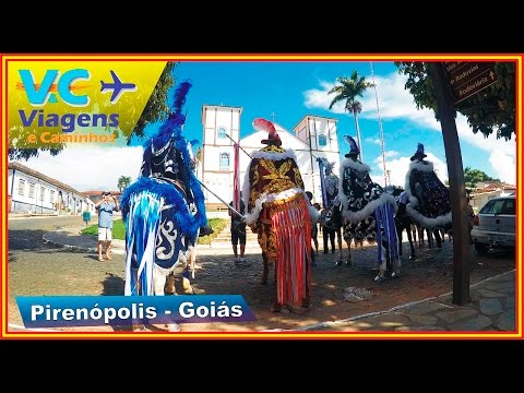Centro Historico de Pirenopolis - Goias