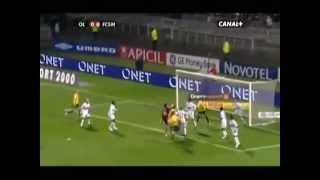 2009/2010 L1 J09 Lyon-Sochaux: 0-2