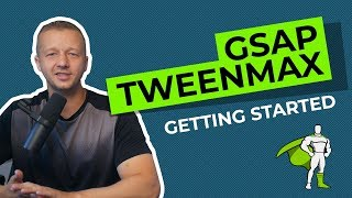 Getting Started with GSAP TweenMax (Tutorial) - Animating a Landing Page