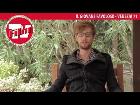 Venezia 71 - Videorecensione 12 - Il giovane favoloso di Mario Martone