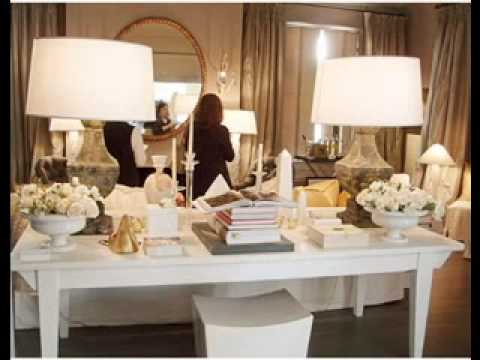 Cool Sofa Table Decorating Ideas   YouTube