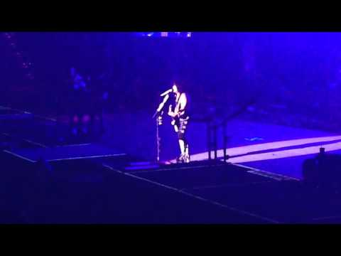 KISS Shandi - 40th Anniversary World Tour Brisbane Entertainment Centre Qld. 13/10/15